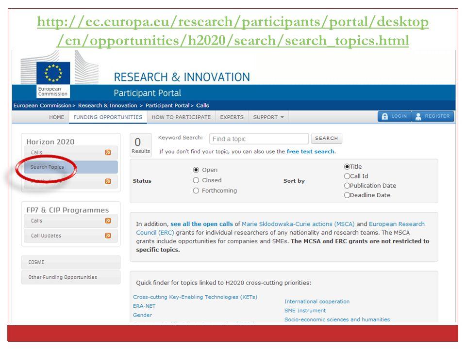 http://ec.europa.eu/research/participants/portal/desktop/en/opportunities/h2020/search/search_topics.html