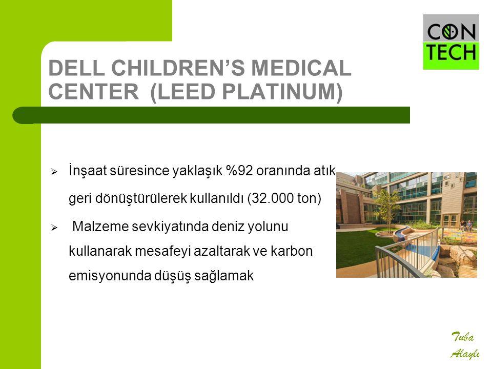 DELL CHILDREN'S MEDICAL CENTER (LEED PLATINUM)