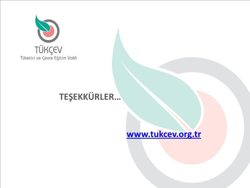 TEŞEKKÜRLER… www.tukcev.org.tr