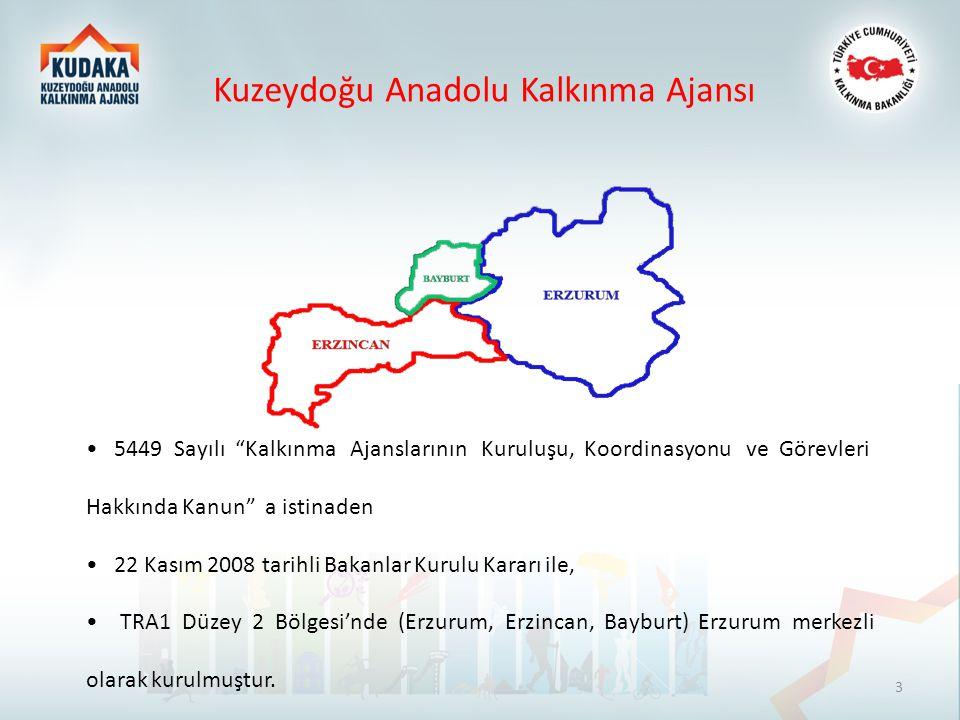 Kuzeydoğu Anadolu Kalkınma Ajansı