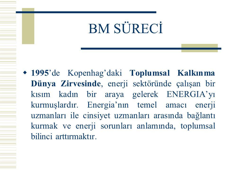 BM SÜRECİ