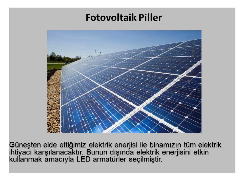 Fotovoltaik Piller
