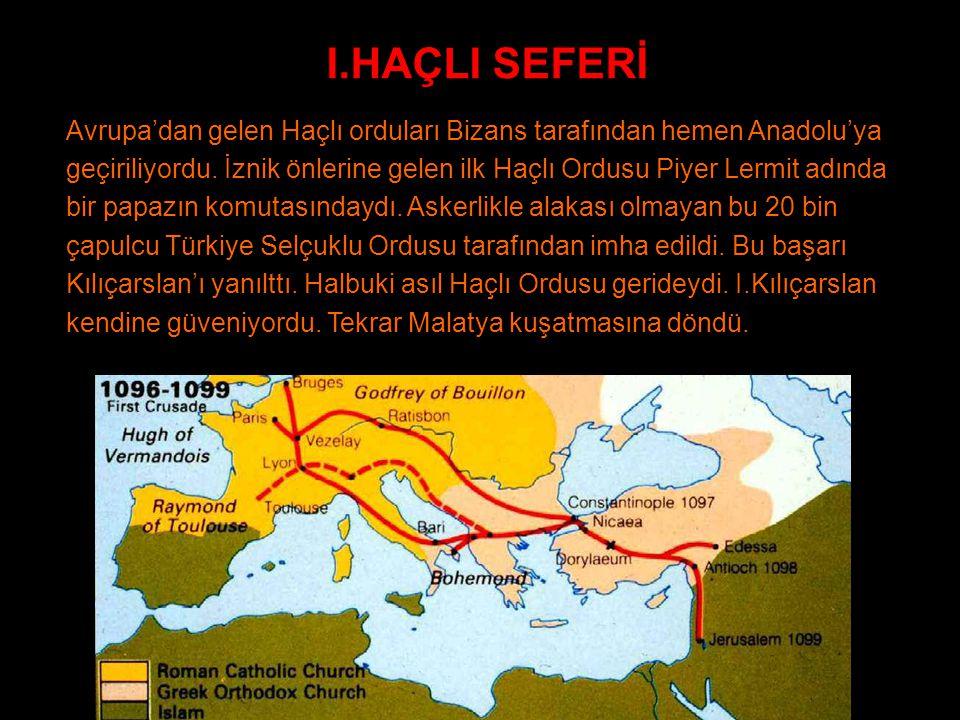 I.HAÇLI SEFERİ