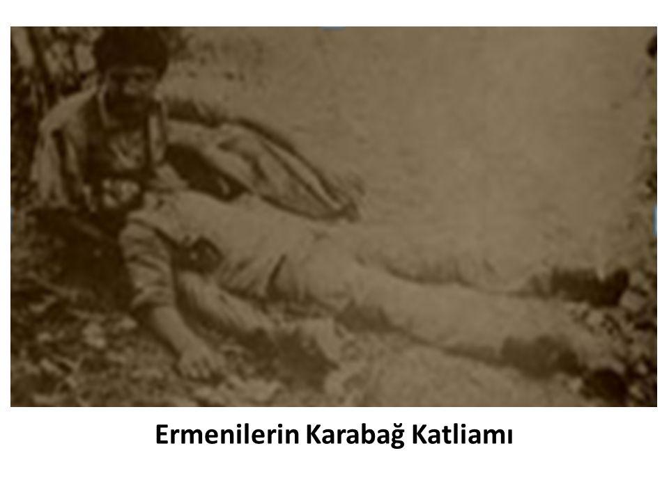 Ermenilerin Karabağ Katliamı