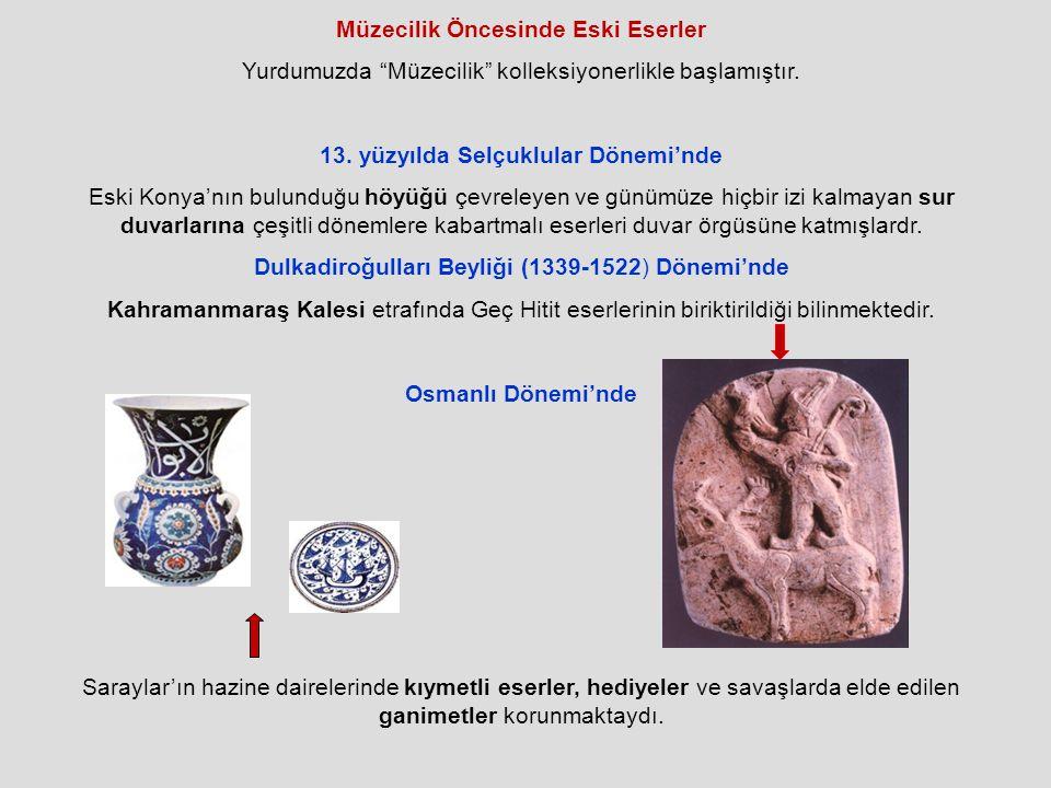 13. yüzyılda Selçuklular Dönemi'nde