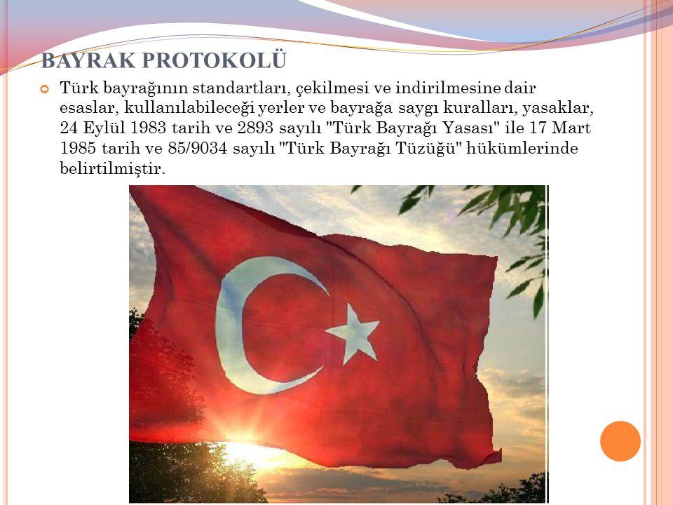 BAYRAK PROTOKOLÜ