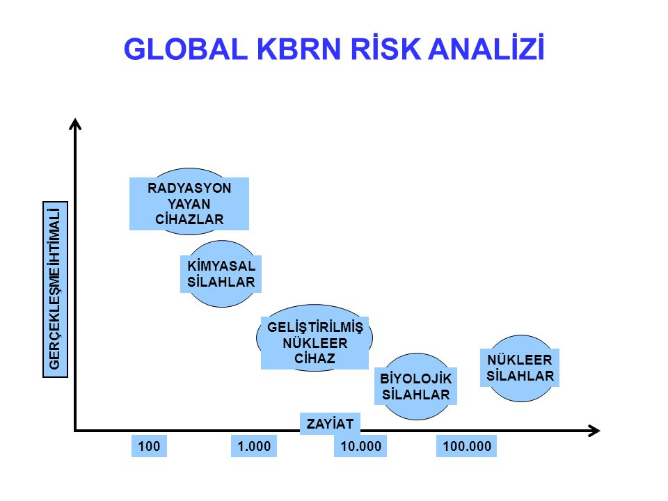 GLOBAL KBRN RİSK ANALİZİ