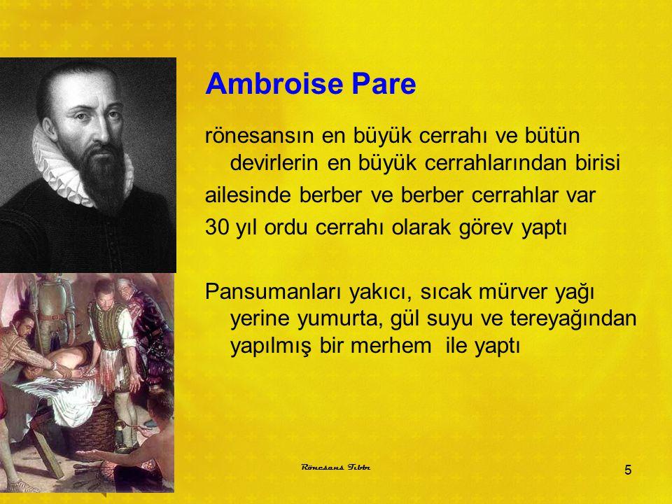 Ambroise Pare