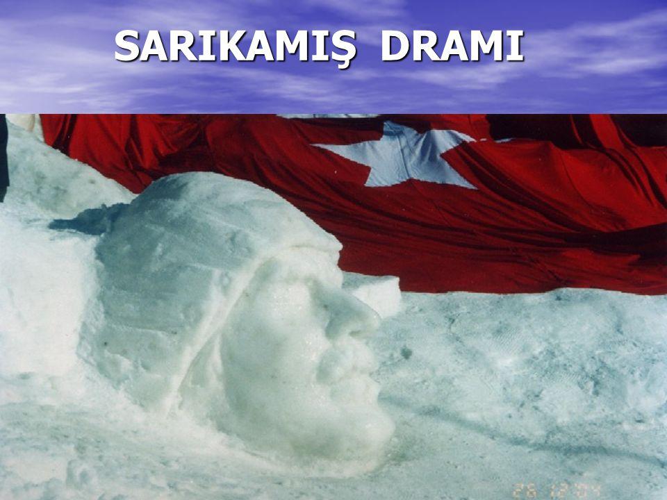 SARIKAMIŞ DRAMI