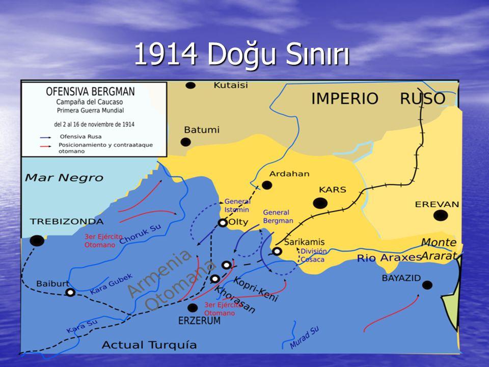 1914 Doğu Sınırı