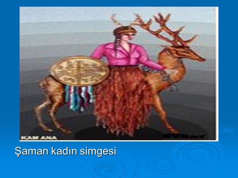 Şaman kadın simgesi
