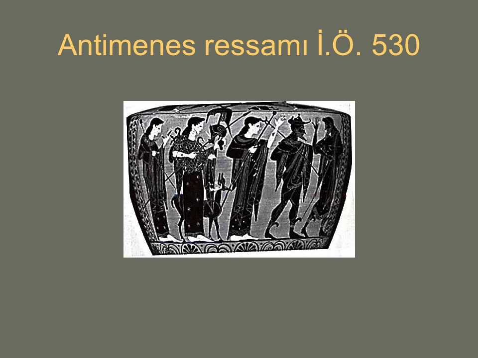 Antimenes ressamı İ.Ö. 530