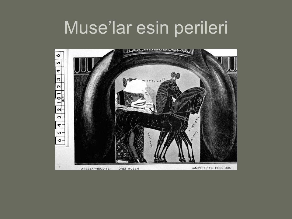 Muse'lar esin perileri