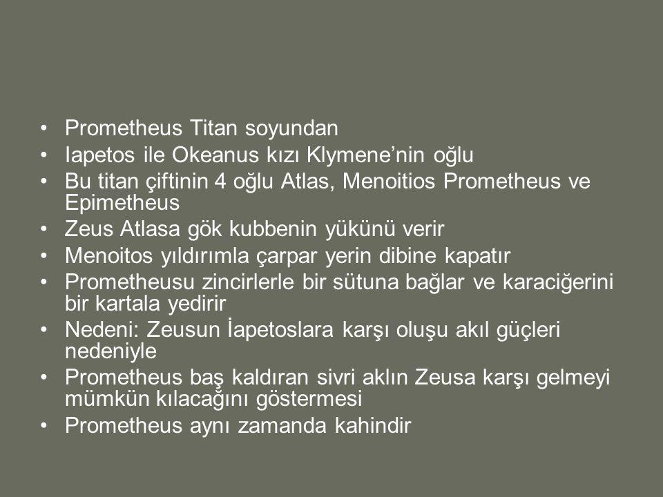Prometheus Titan soyundan