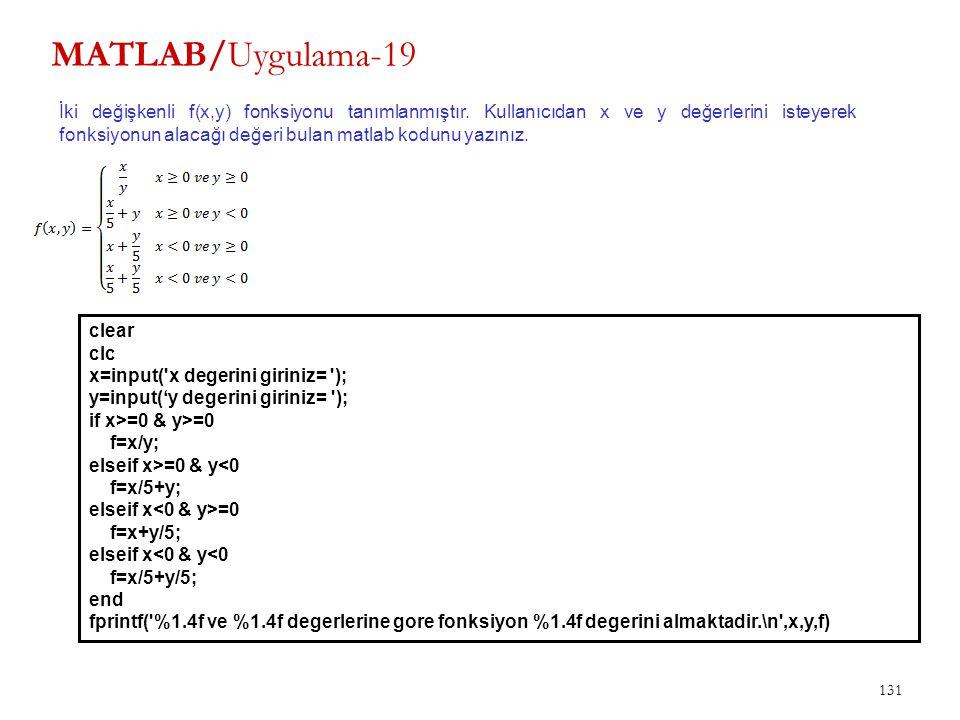 MATLAB/Uygulama-19