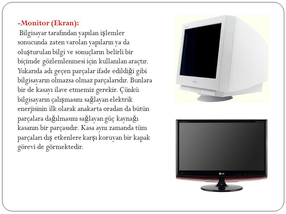 -Monitor (Ekran):