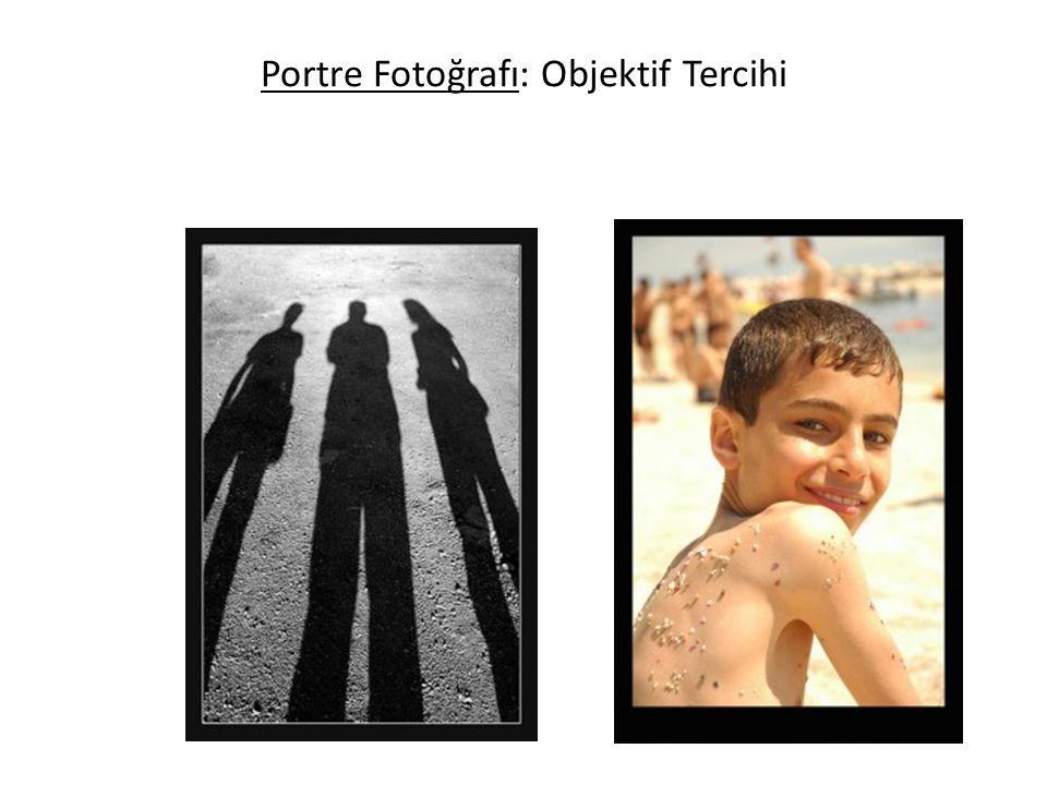 Portre Fotoğrafı: Objektif Tercihi
