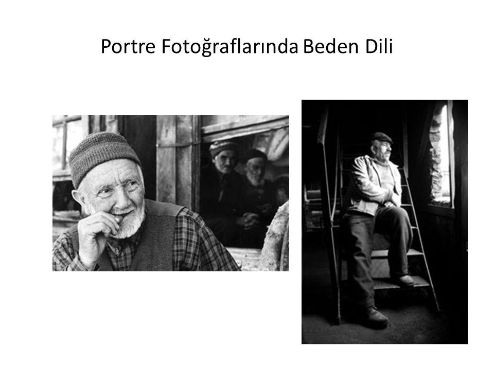 Portre Fotoğraflarında Beden Dili