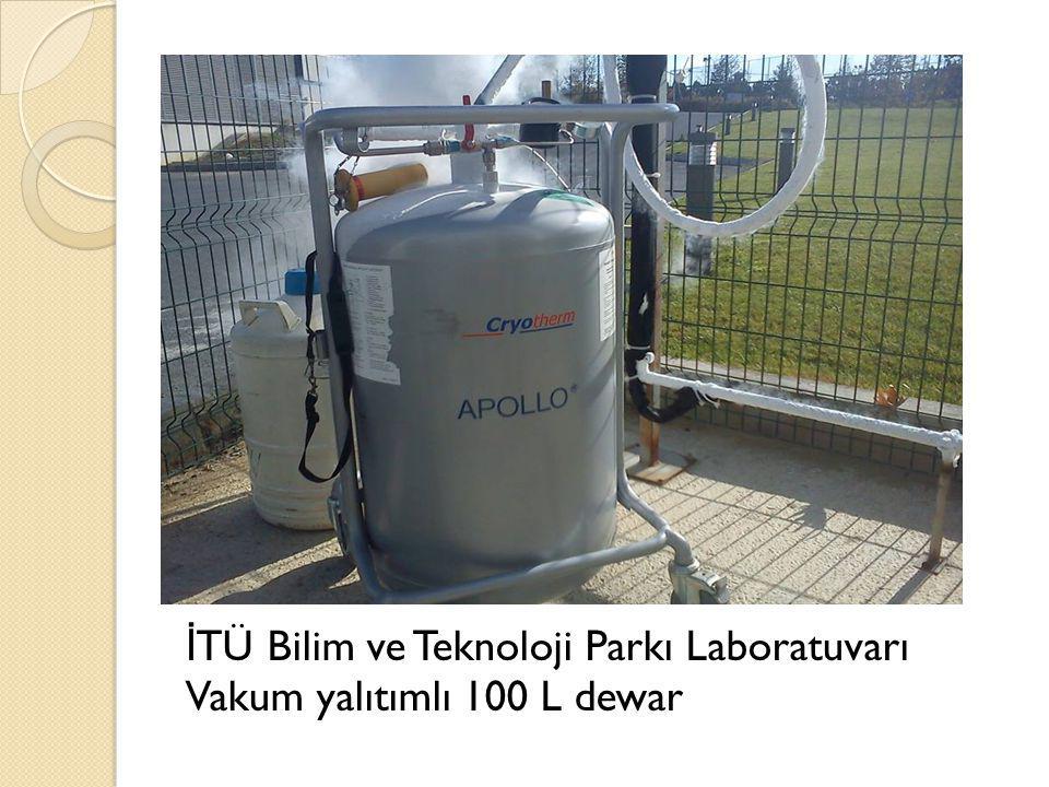 İTÜ Bilim ve Teknoloji Parkı Laboratuvarı