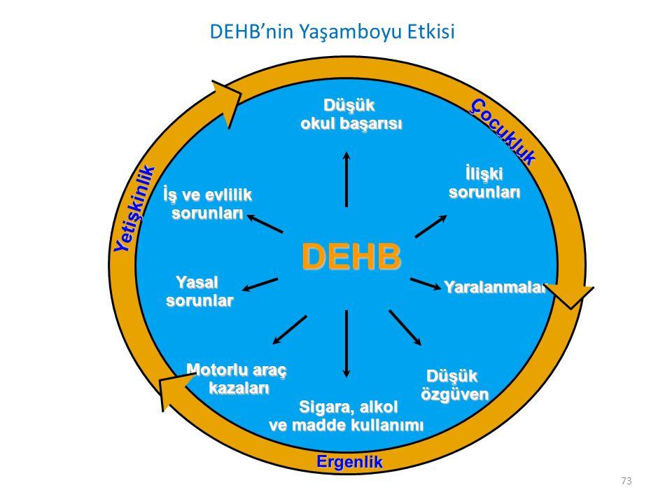 DEHB'nin Yaşamboyu Etkisi