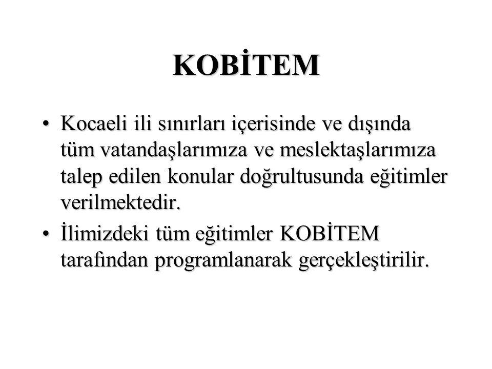 KOBİTEM