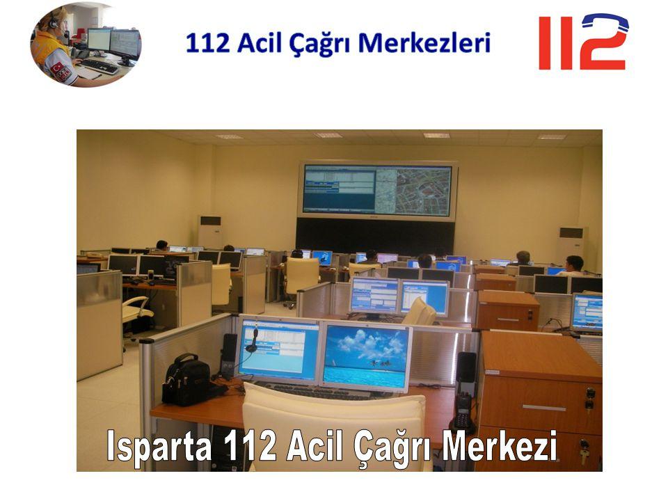 Isparta 112 Acil Çağrı Merkezi