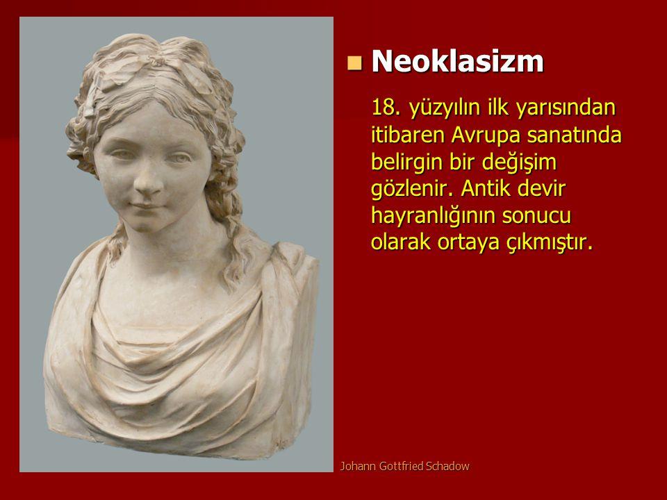 Neoklasizm