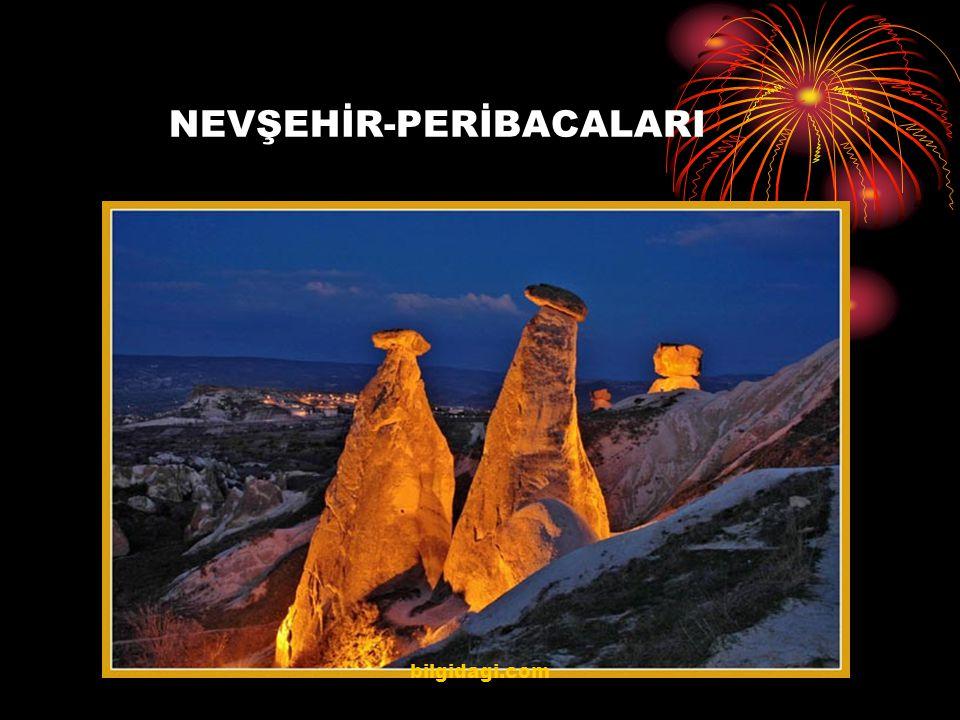 NEVŞEHİR-PERİBACALARI