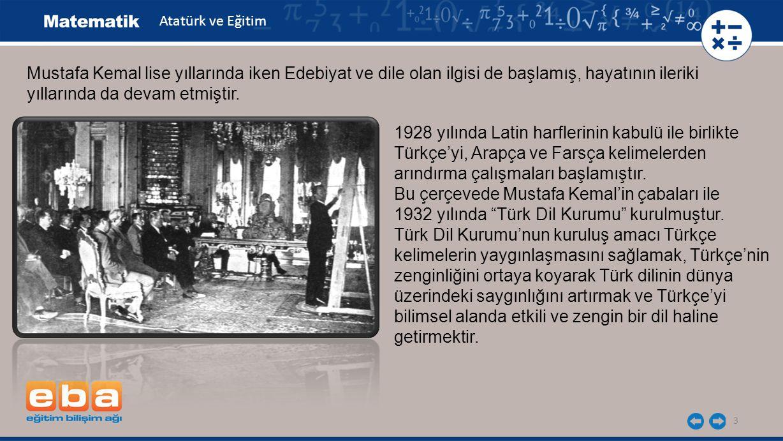 1928 yılında Latin harflerinin kabulü ile birlikte