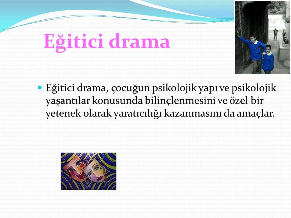 Eğitici drama