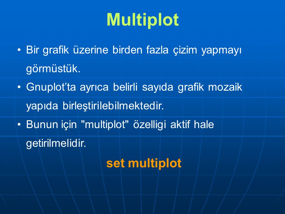 Multiplot set multiplot