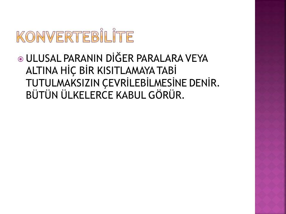 KONVERTEBİLİTE