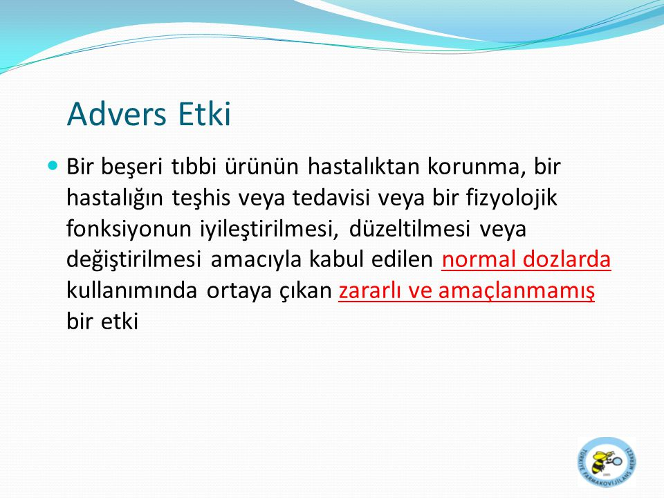 Advers Etki