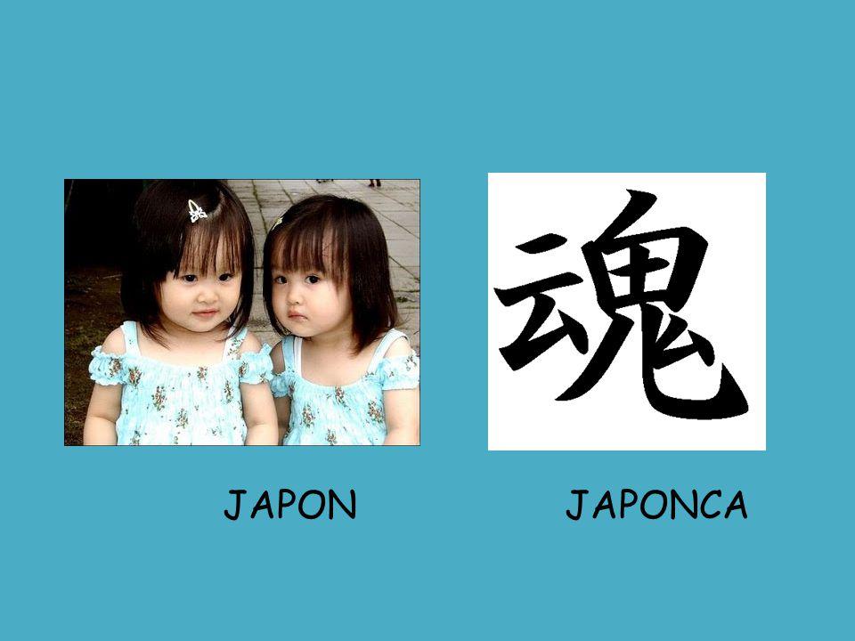 JAPON JAPONCA