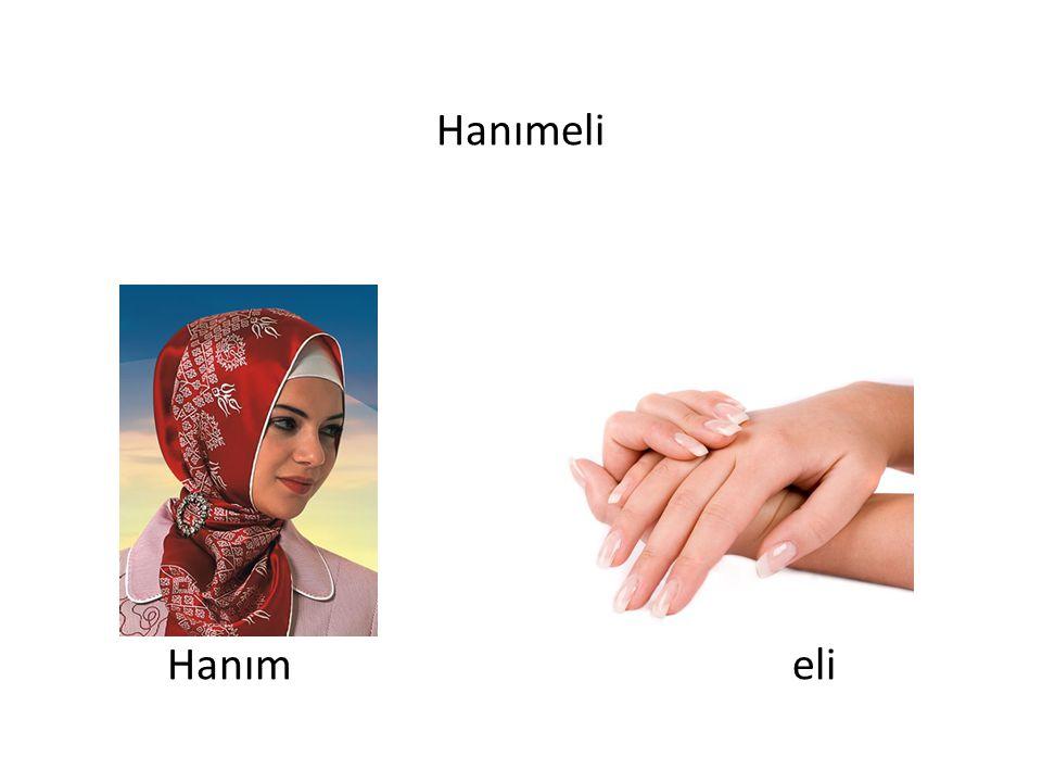 Hanımeli Hanım eli