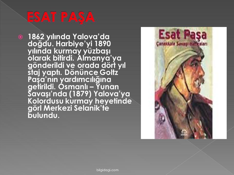 ESAT PAŞA