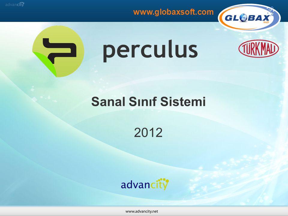 perculus Sanal Sınıf Sistemi 2012