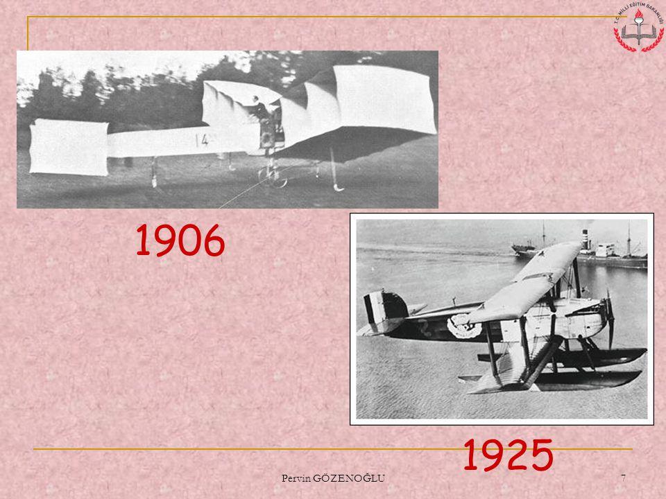 1906 1925 Pervin GÖZENOĞLU