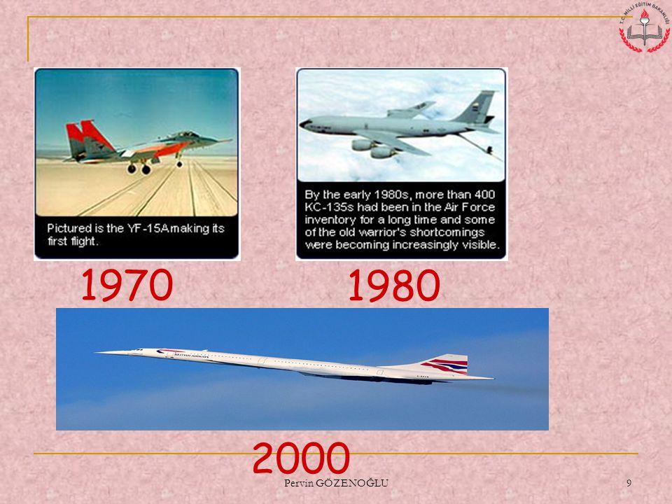 1970 1980 2000 Pervin GÖZENOĞLU