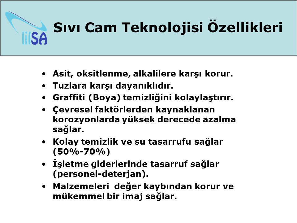 Sıvı Cam Teknolojisi Özellikleri