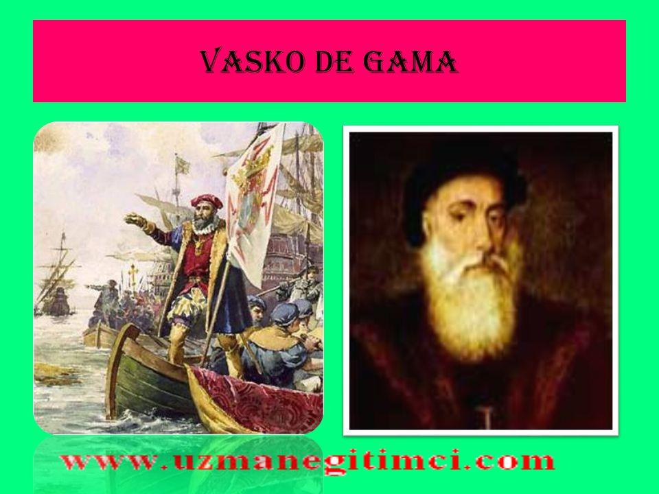 VASKO DE GAMA