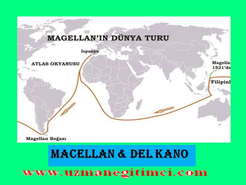 MACELLAN & DEL kANO