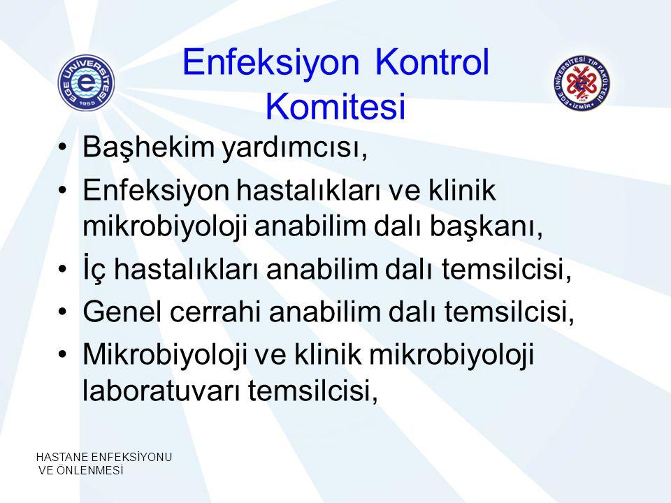 Enfeksiyon Kontrol Komitesi