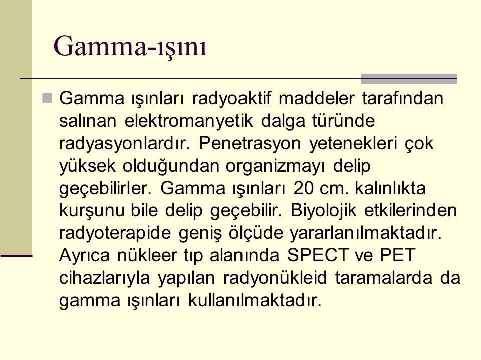 Gamma-ışını