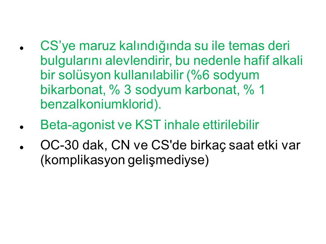 Beta-agonist ve KST inhale ettirilebilir