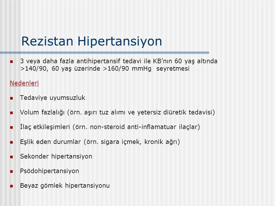 Rezistan Hipertansiyon