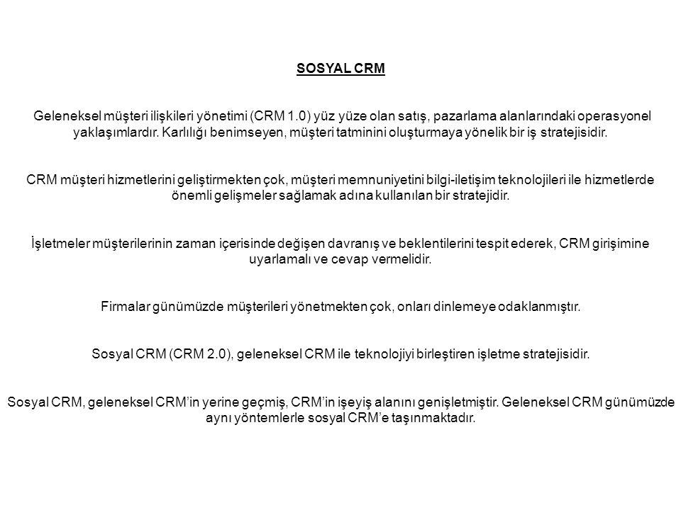 SOSYAL CRM