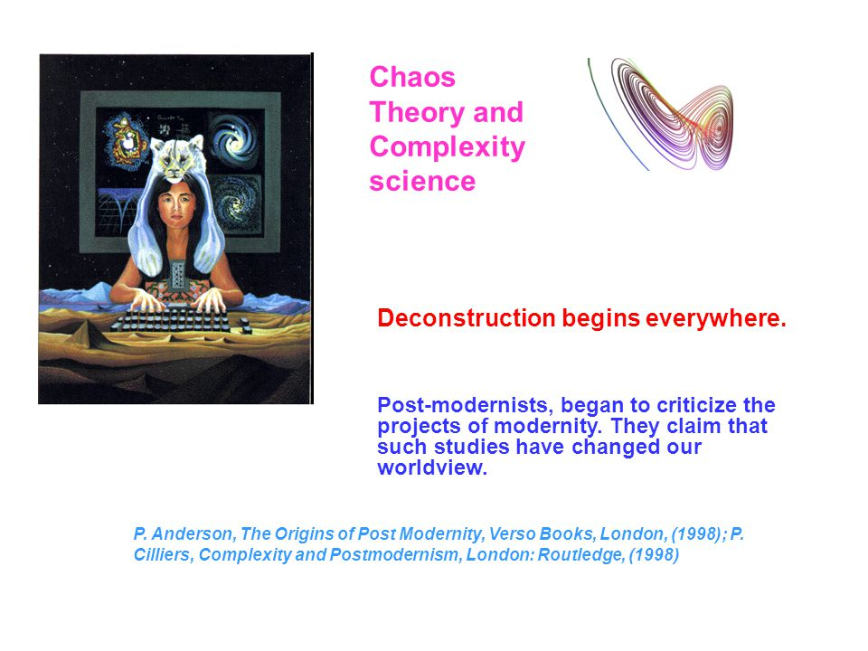Chaos Theory and Complexity science