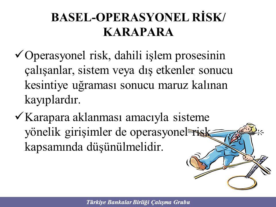 BASEL-OPERASYONEL RİSK/ KARAPARA