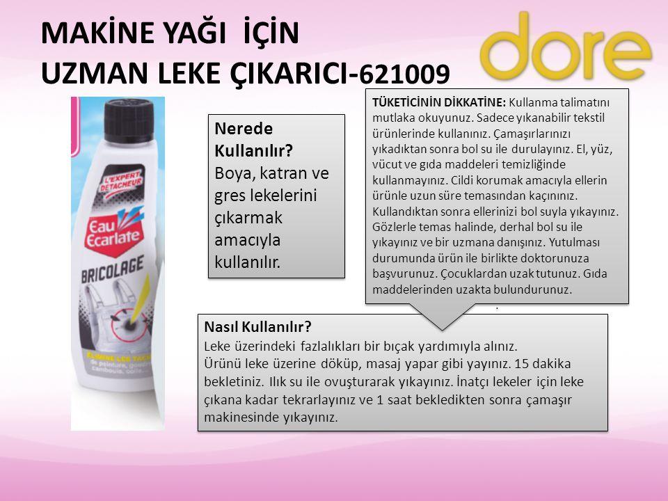 MAKİNE YAĞI İÇİN UZMAN LEKE ÇIKARICI-621009